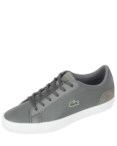 Sneaker aus Leder mit OrthoLite®-Fußbett