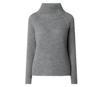 Pullover mit Alpaka-Anteil Modell 'Arwen'