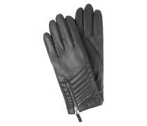 Handschuhe aus Leder mit Kaschmirfutter