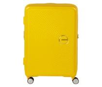 Trolley mit Hartschale - erweiterbar
