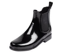 Chelsea Boots in Lackoptik
