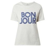 T-Shirt aus Baumwolle Modell 'Sorel'