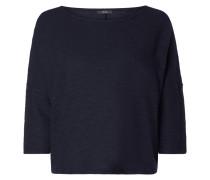 Pullover mit kurzem Schnitt