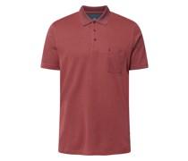 Poloshirt aus Baumwollmischung