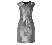 Kleid in Metallicoptik