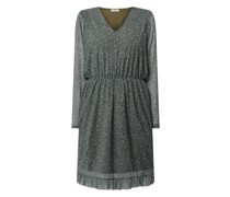 Kleid aus Mesh Modell 'Mena'
