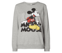 Sweatshirt mit Mickey Mouse©-Print