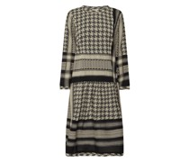 Kleid mit Kufiya-Muster Modell 'Josefine'