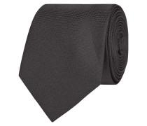 Krawatte aus Seide mit Webmuster