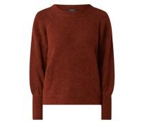 Pullover aus Alpakamischung Modell 'Sif'