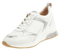 Sneaker Wedges aus Leder Modell 'Affi'