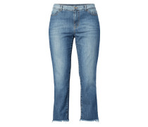 Stone Washed 5-Pocket-Jeans