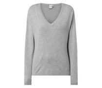 Sweatshirt aus Viskosemischung Modell 'Mafa'