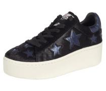 Sneaker 'Cult Star' mit Fellbesatz