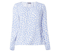 PLUS SIZE - Blusenshirt mit Allover-Muster