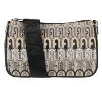 Crossbody Bag aus Jacquard