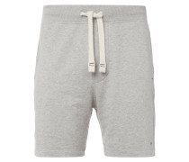 Sweatshorts in Melangeoptik