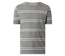 T-Shirt mit Streifenmuster Modell 'Harveys'