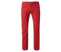 Coloured Regular Fit 5-Pocket-Jeans