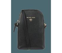 Crossbody Bag aus Leder Modell 'Jet Set Charms'