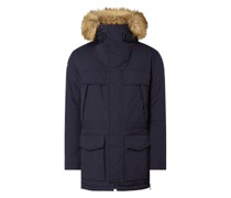 Regular Fit Parka mit Wattierung Modell 'Skidoo'