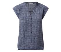 Blusenshirt aus Viskose