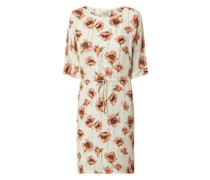 Kleid mit floralem Muster Modell 'Rikas'
