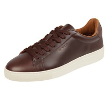 Sneaker aus Leder Modell 'Mc Julien'