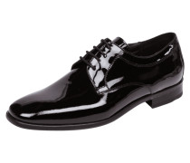 Freeman Oxfords aus Lackleder