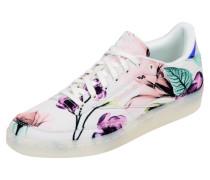 Sneaker mit floralem Muster