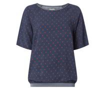 Blusenshirt mit Punktmuster Modell 'RejaneL'