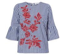 Blusenshirt mit Vichy Karo