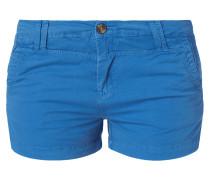 Regular Fit Shorts aus Baumwoll-Elasthan-Mix