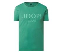 Modern Fit T-Shirt aus Baumwolle Modell 'Ambros'