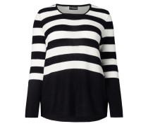 PLUS SIZE Pullover mit Streifenmuster