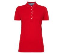 Poloshirt aus Piqué mit Stretch-Anteil