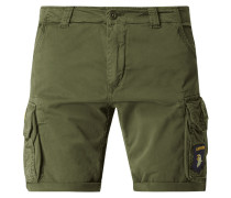 Cargoshorts mit Patches