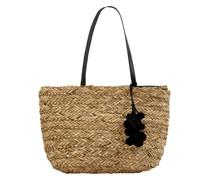 Strandtasche aus Bast