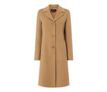 Mantel aus Schurwolle Modell 'Uggioso'