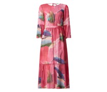 Kleid aus Viskose Modell 'Pendio'