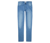 Stone Washed Skinny Fit Jeggings