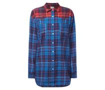 Tartan Flanell Shirt Gigi Hadid