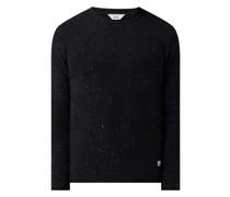 Pullover aus Baumwolle Modell 'Petur'