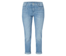 One Washed High Waist Jeans
