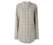 Bluse aus Baumwolle Modell 'Fabina'