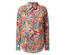 Bluse mit floralem Muster Modell 'Sanja'