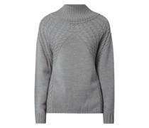Pullover mit Alpaka-Anteil Modell 'Esame'