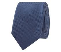 Krawatte mit fein strukturiertem Muster