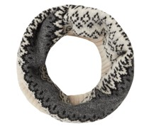 Loop-Schal mit Fleecefutter