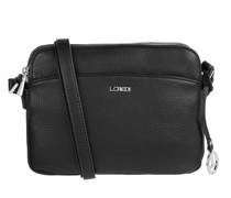 Crossbody Bag mit zwei Hauptfächern Modell 'Fabienne'